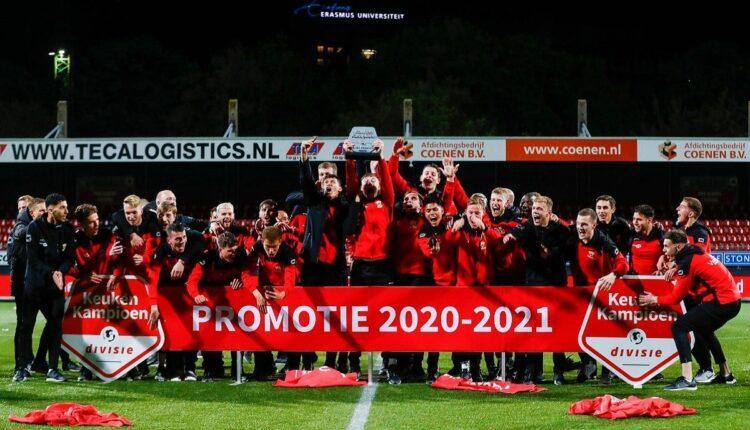 Ανέβηκε στην Eredivisie η Γκόου Αχέντ Ιγκλς του Μπότου!