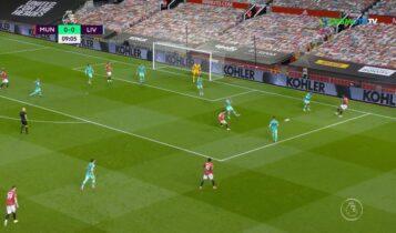 Μάντσεστερ Γιουνάιτεντ-Λίβερπουλ: Με αυτογκόλ του Φίλιπς το 1-0 (VIDEO)