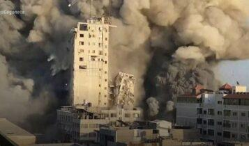 Συνεχίζεται το σκηνικό πολέμου στη Μέση Ανατολή: Περισσότεροι από 80 οι νεκροί (VIDEO)
