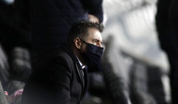 Ζαγοράκης: «Ηθελα τελικό με κόσμο - Κάνουμε ότι μας πουν οι ειδικοί»