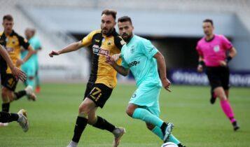 Τάνκοβιτς: «Απογοητευμένοι για τη φετινή σεζόν αλλά τουλάχιστον πήραμε ευρωπαϊκό εισιτήριο» (VIDEO)