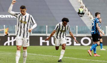Serie A: Τα γκολ και οι φάσεις του απολαυστικού Γιουβέντους-Ιντερ (VIDEO)