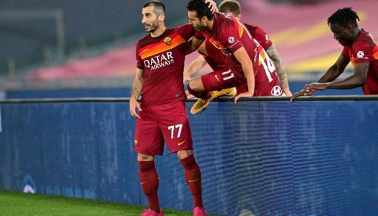 H Ρόμα πανηγύρισε (2-0) στο ντέρμπι με τη Λάτσιο (VIDEO)
