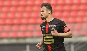 «Ο Ντα Σίλβα έπαιξε το τελευταίο του παιχνίδι με τη Ρεν - Εχει πρόταση από την ΑΕΚ»