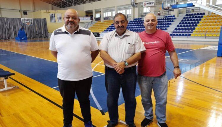 ΑΕΚ: «Αυτοψία» σήμερα στη Χαλκίδα-Θα ζητήσει το κλειστό για τους ευρωπαϊκούς τελικούς (ΦΩΤΟ)