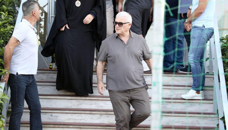 Αποκάλυψη enwsi.gr: Σκέψεις Μελισσανίδη για ενίσχυση με στέλεχος στο μεταγραφικό σχεδιασμό της ΑΕΚ!
