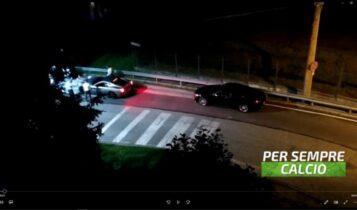 Κριστιάνο Ρονάλντο: Μάζεψε όλα τα αμάξια του και... την κάνει από Τορίνο (VIDEO)