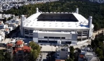 «Αγιά Σοφιά-OPAP Arena»: Μαγική πτήση πάνω από το Ναό! (VIDEO)