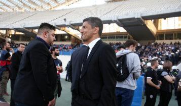 Μελισσανίδης: «Μίλησα με τον Λουτσέσκου, είμαι φαν του -Αν κοιτούσα αντιδράσεις θα ήμουν μαλ...»