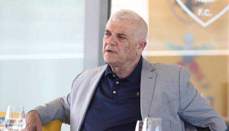 Μελισσανίδης: «Θέλω μία ΑΕΚ να την χαιρόμαστε, θα δώσουμε όσα χρήματα χρειάζονται για μεταγραφές -Πόσους θα πάρουμε»