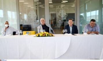 Μελισσανίδης: «Ο Παπαδημητρίου θα είναι το Α και το Ω στην πρώτη ομάδα»