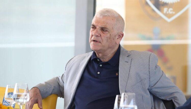 ΑΕΚ: Ο Μελισσανίδης πήρε τηλέφωνο τον Μιλόγεβιτς μετά την Τούμπα!