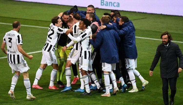 Η Γιουβέντους Κυπελλούχος Ιταλίας, 2-1 την Αταλάντα στον τελικό! (VIDEO)
