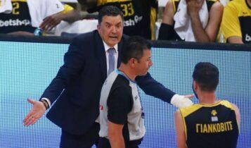 Απίστευτο: Ο Ταβουλαρέας έκρινε ότι αδικήθηκε ο Παναθηναϊκός στο ματς με την ΑΕΚ!