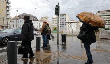 Χαλάει από το βράδυ ο καιρός - Καταιγίδες και βροχές σε πολλές περιοχές