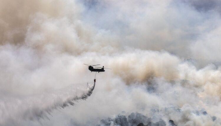Χαρδαλιάς: «Δύσκολη η φωτιά στον Σχίνο, έχουν καεί 20 χιλιάδες στρέμματα» (VIDEO)