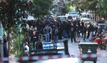Οπαδοί του ΠΑΟΚ στην Ομόνοια -Απαγόρευση συναθροίσεων από την αστυνομία