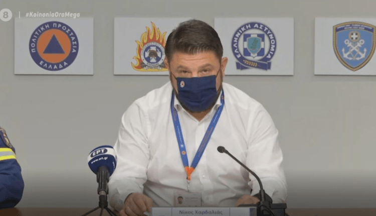 Χαρδαλιάς για φωτιά σε Κορινθία και Αττική: «Στάχτη πάνω από 40.000 στρέμματα δάσους» (VIDEO)