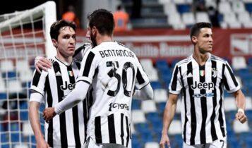 Serie A: «Αυτοκτόνησε» η Νάπολι, στο Champions League η Γιουβέντους (VIDEO)