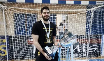 Αραπακόπουλος στο enwsi.gr: «Δείξαμε ότι μπορούμε να διαχειριστούμε όλες τις συνθήκες»