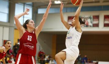 Α1 μπάσκετ γυναικών: Ο Παναθηναϊκός «καθάρισε» (77-64) τον Ολυμπιακό μέσα στο ΣΕΦ!
