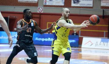 Basket League: «Πολύ σκληρό για να πεθάνει» το Λαύριο, μείωσε σε 2-1 τη σειρά με τον Προμηθέα (VIDEO)