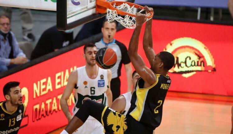 ΑΕΚ: Πρόστιμο σε Μορέιρα, παίζει κανονικά στον τέταρτο ημιτελικό