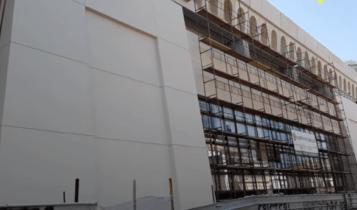 «Αγιά Σοφιά-ΟPAP Arena»: Φουλ οι εργασίες στο Ναό! (VIDEO)