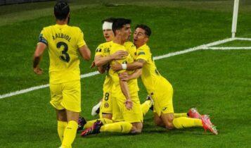 Europa League: Τροπαιούχος στα πέναλτι η Βιγιαρεάλ (VIDEO)