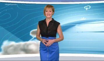Καιρός: Υψηλές θερμοκρασίες αλλά και τοπικές μπόρες την Πέμπτη (VIDEO)