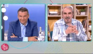 Το σχόλιο του Λιάγκα για τη Λάρισα και η συνάντηση με τον Κούγια (VIDEO)