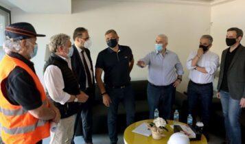 Μελισσανίδης για «Αγιά Σοφιά»: «Σε 10 μήνες θα απολαύσουμε το νέο μας γήπεδο» (VIDEO)