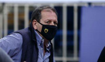 ΑΕΚ: Η αλήθεια για τις οφειλές - Ο Αγγελόπουλος έχει έτοιμη «πυροσβεστική» λύση!