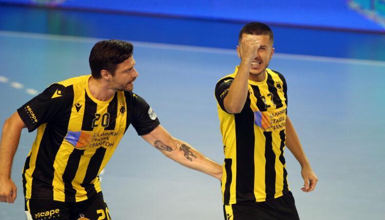 Η ΑΕΚάρα σηκώνει την Κυριακή το πρώτο της Ευρωπαϊκό! -«Τσάκισε» την Ισταντς στον πρώτο τελικό!