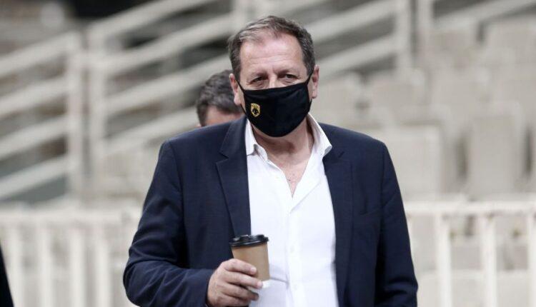 Συγκλονιστικός Αγγελόπουλος: «Αναλαμβάνω την ευθύνη για όλα -Θα τα ξεπεράσουμε όλα, όλοι μαζί για την απογείωση της ΑΕΚ!»