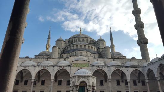Απίστευτη γκάφα ΠΑΟΚ: Εβαλε το Μπλε Τζαμί της Κωνσταντινούπολης στην ανάρτηση για την Αλωση! (ΦΩΤΟ)