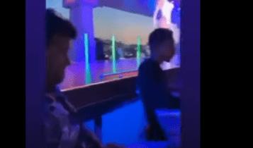 Ο Μπάλακ είδε τελικό Champions League και αγνόησε τις... καυτές χορεύτριες (VIDEO)