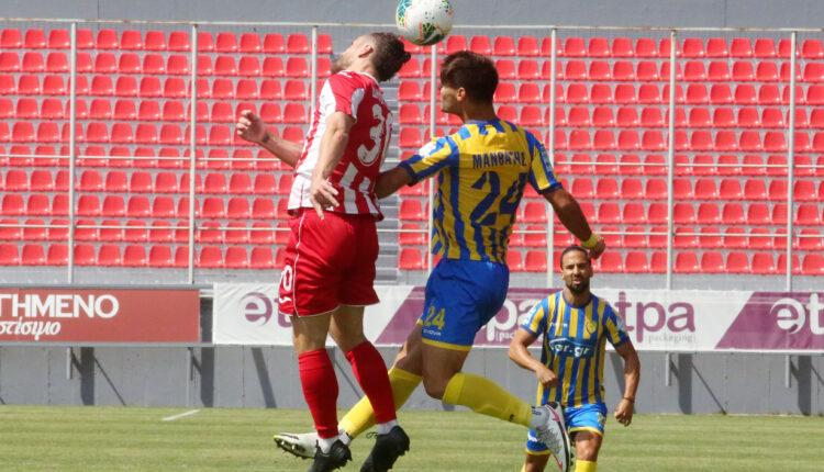 «Τελικός» ανάμεσα σε Παναιτωλικό και Ξάνθη στο Αγρίνιο για μια θέση στην Super League