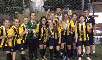 ΑΕΚ: Επιστροφή στην αγωνιστική δράση για την γυναικεία ομάδα Futsal!