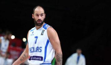 Εθνική ομάδα μπάσκετ: Με Σπανούλη και Κώστα Αντετοκούνμπο οι επιλογές του Πιτίνο!