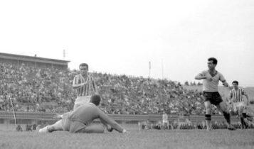 ΑΕΚ: Ο Νεστορίδης έγραψε ιστορία με πέντε γκολ σε ένα παιχνίδι! (VIDEO)