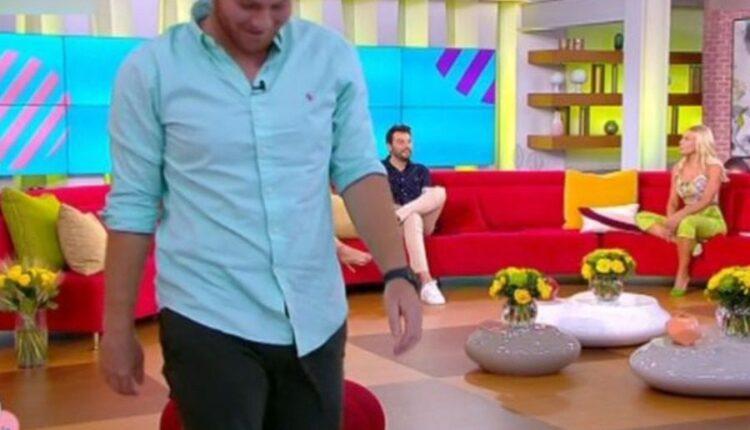 O Τζέιμς Καφετζής αποχώρησε από την Ιωάννα Μαλέσκου (VIDEO)