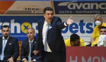 Αγγέλου: «Παίκτης για ΝΒΑ ο Λοτζέσκι, οι διαιτητές δεν είναι σε καλή κατάσταση» (VIDEO)