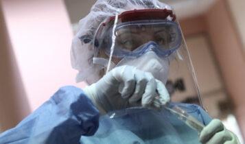 Κορωνοϊός: 1.239 νέα κρούσματα, 39 θάνατοι και 476 διασωληνωμένοι