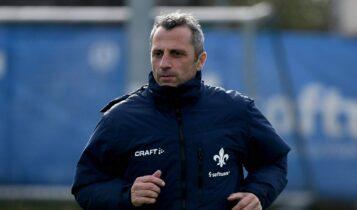 ΠΑΣ Γιάννινα: Νέος προπονητής ο Ηρακλής Μεταξάς