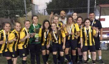 ΑΕΚ: Με Νέο Ικόνιο ξεκινάει αύριο το πρωτάθλημα η ομάδα Futsal Γυναικών