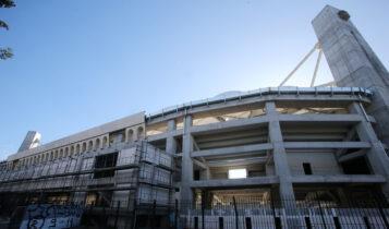 «Αγιά Σοφιά»: VIDEO από τις εξελίξεις των εργασιών στο γήπεδο της ΑΕΚ