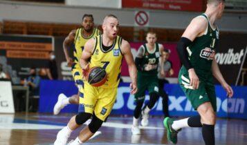 Basket League: Νίκη του Λαυρίου απέναντι στον Παναθηναϊκό (94-89) και 1-1 οι τελικοί (VIDEO)