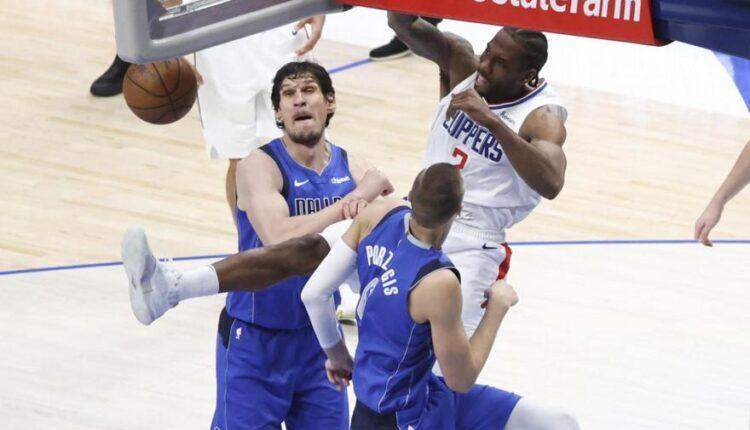 NBA: Εκπληκτικός Λέοναρντ με 45 πόντους και Μάβερικς-Κλίπερς 3-3 (VIDEO)