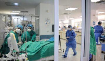 Κορωνοϊός: 932 κρούσματα, 35 νέοι θάνατοι και 416 διασωληνωμένοι